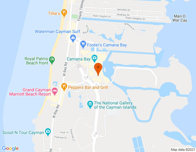 Map of Our Office